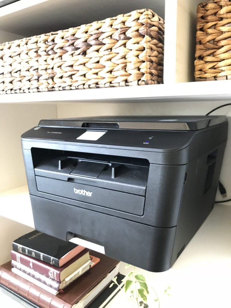 Review of Brother Printer HL-L2380DW - We Live on a Bus